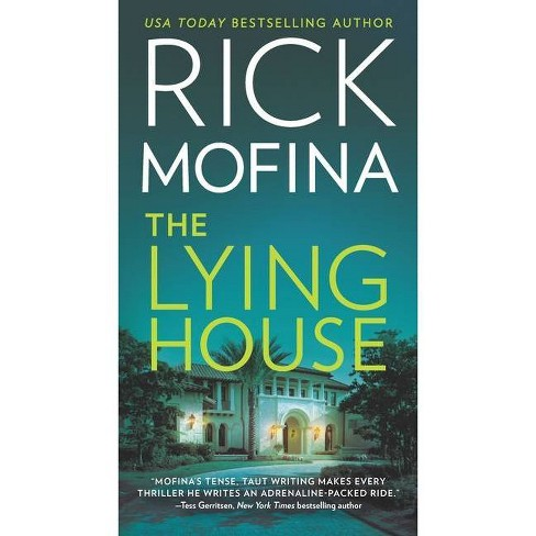 The Lying House - by  Rick Mofina (Paperback) - image 1 of 1