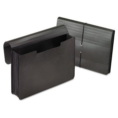 Pendaflex Expanding Portfolio 1 Pocket Legal Black 82014