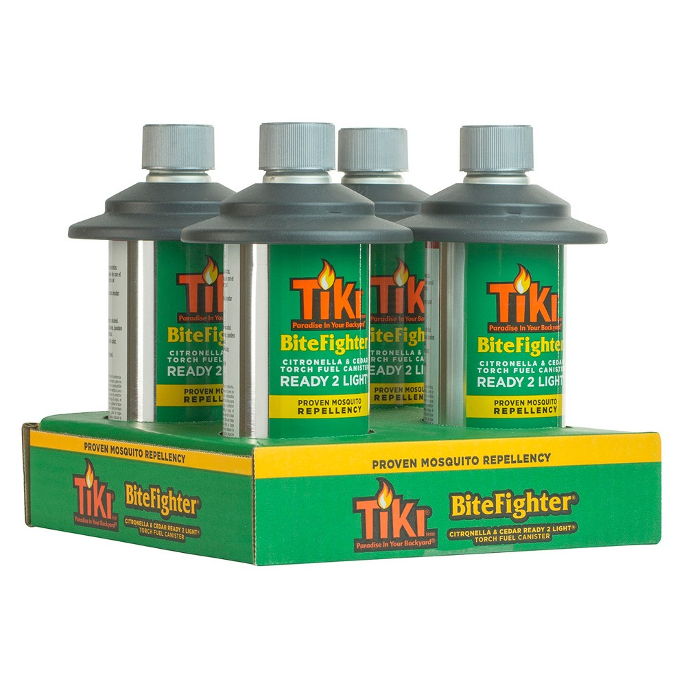 Image of 12oz. 4pk Bitefighter Torch Fuel - TIKI