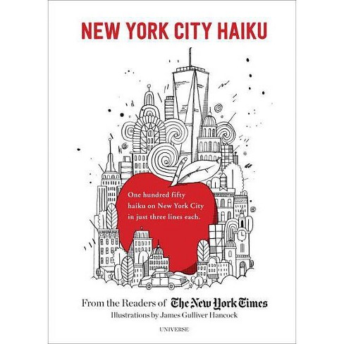 New York City Haiku - by  Readers of the New York Times (Hardcover) - image 1 of 1