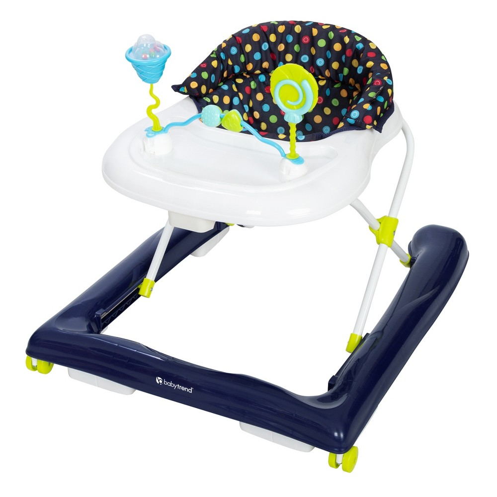 Image of Baby Trend 2.0 Activity Walker - Blue Sprinkles