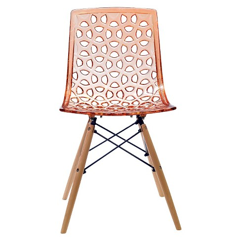 Sandra Dining Chair Polycarbonate (Set of 2) - Aeon - image 1 of 1