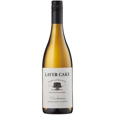 Layer Cake Chardonnay White Wine - 750ml Bottle
