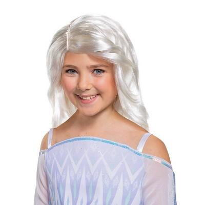 Kids' Disney Frozen Elsa Halloween Wig