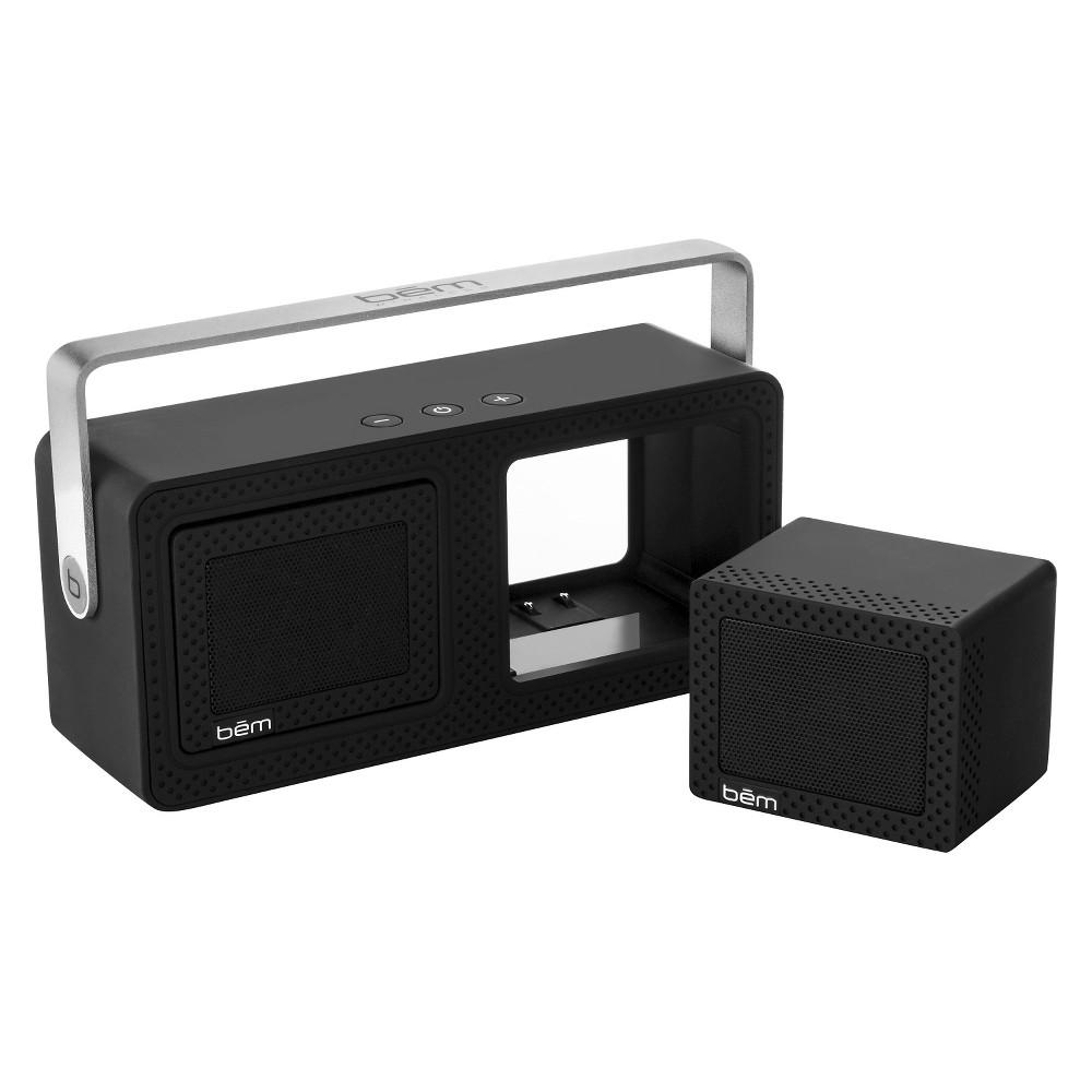 Bem Wireless Speaker Duo - Black ( HL2506B ) Bem Wireless Speaker Duo - Black ( HL2506B )