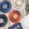 45oz Melamine and Bamboo Dinner Bowl Gray - Threshold™ - image 3 of 3