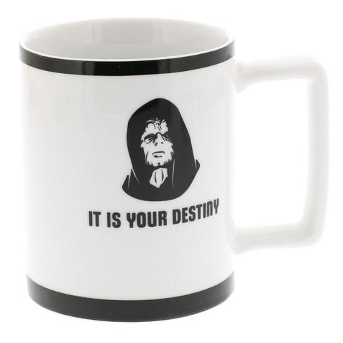 """Se7en20 Star Wars Emperor Palpatine """"It's Your Destiny"""" 10oz. Mug - image 1 of 3"""