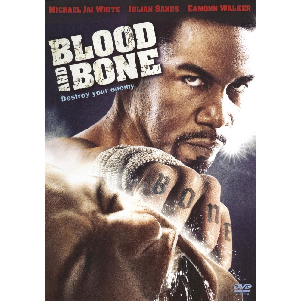 Blood and Bone (dvd_video)