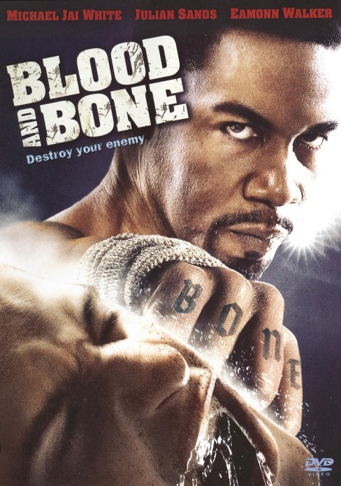 Blood and Bone (dvd_video) - image 1 of 1