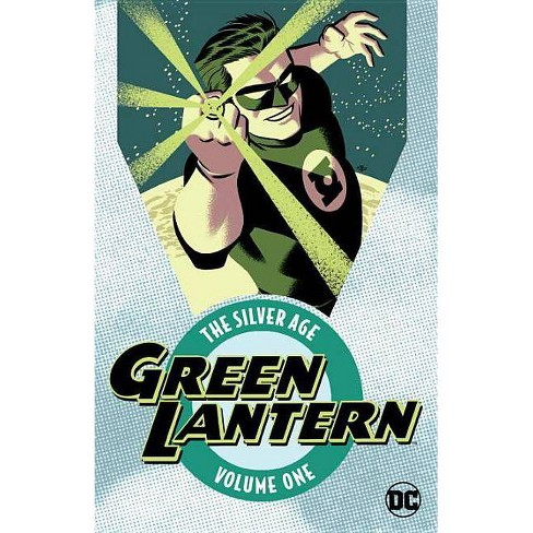 Green Lantern: The Silver Age, Volume 1 - (Paperback) - image 1 of 1