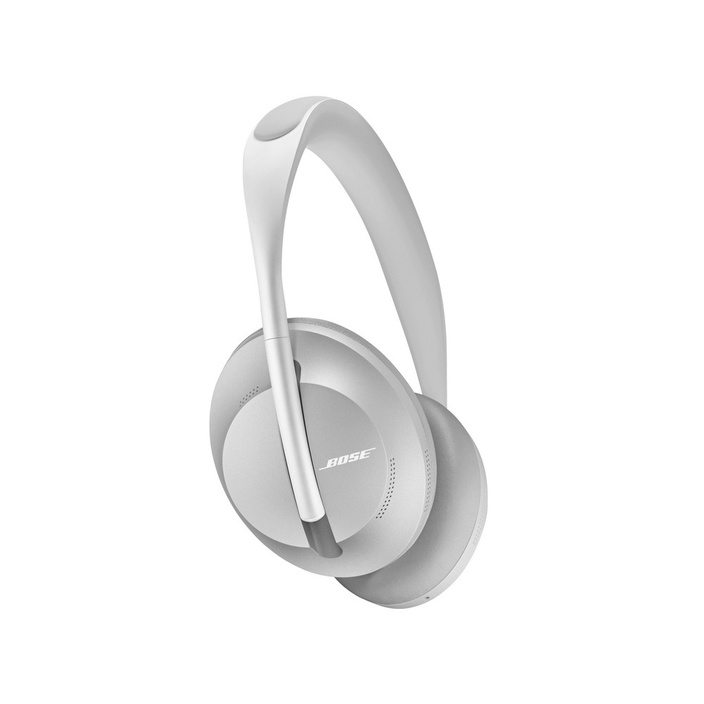 Bose Noise Cancelling Over-Ear Headphones 700 - Silver