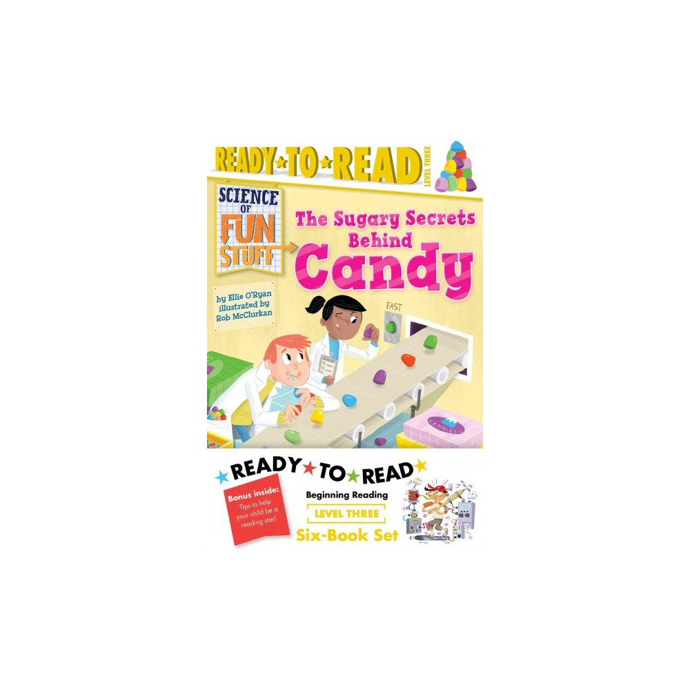 Science of Fun Stuff Ready-to-Read Value Pack : The Sugary Secrets Behind Candy; The Innings and Outs of