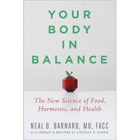 Your Body in Balance - by  Neal D Barnard (Hardcover) - image 1 of 1