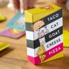Taco Cat Goat Cheese Pizza Card Game - image 4 of 4