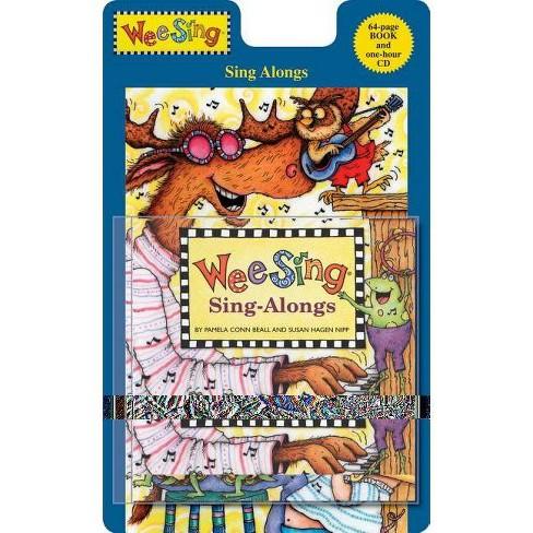 Wee Sing Sing-Alongs - (Wee Sing (Paperback)) by  Pamela Conn Beall & Susan Hagen Nipp - image 1 of 1