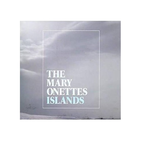 Mary Onettes - Islands (CD) - image 1 of 1