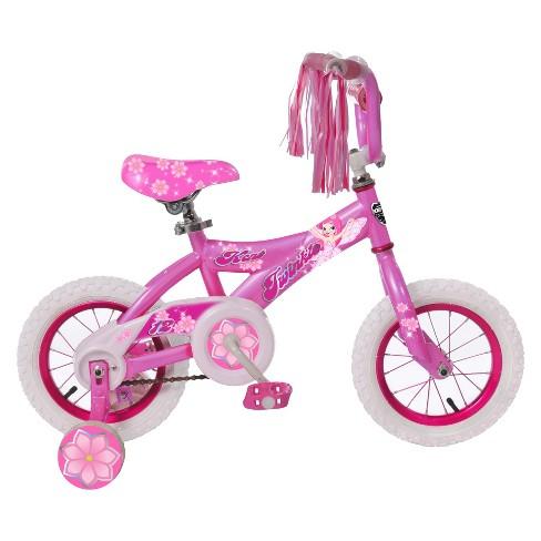 Kids Kent Twinkle Bicycle Pink (12