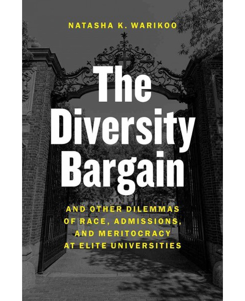 Diversity Bargain : And Other Dilemmas of Race, Admissions, and Meritocracy at Elite Universities - image 1 of 1