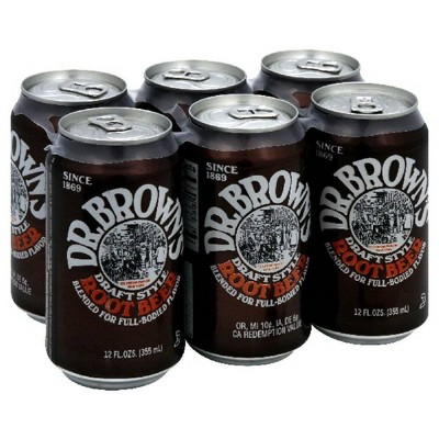 Dr. Browns Draft Style Root Beer - 12 fl oz