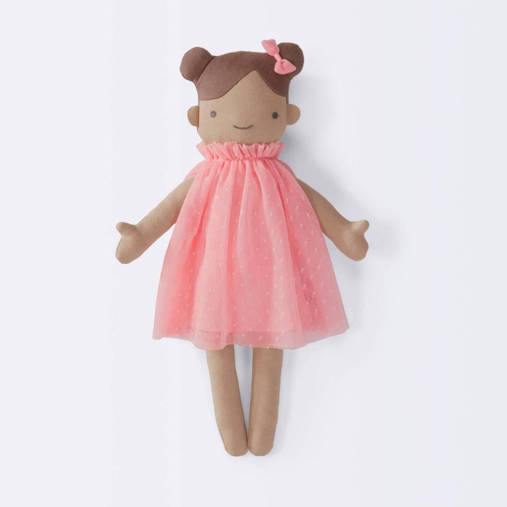 Plush Doll Cloud Island 8482 Pink