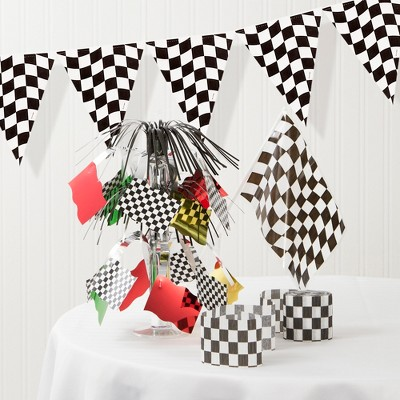 Racing Decorations Party Kit