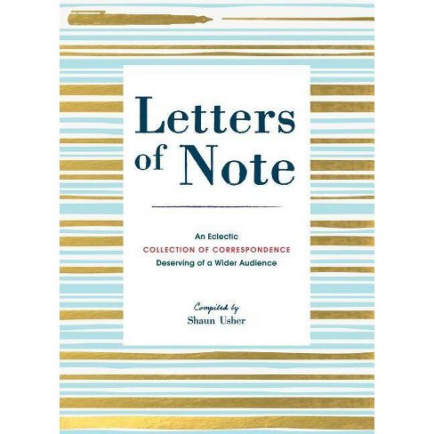 Letters of Note - (Paperback) - image 1 of 1