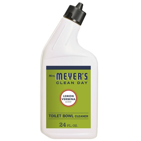 Mrs. Meyer's Lemon Verbena Toilet Bowl Cleaner - 24 fl oz - image 1 of 4