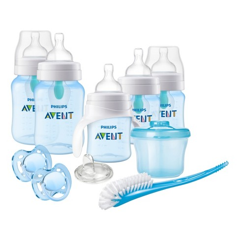 Philips Avent Baby Bottle Gift Set - Blue - image 1 of 6