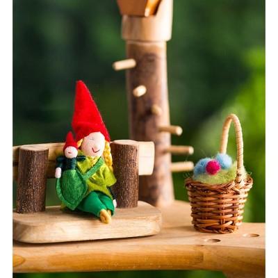 Magic Cabin - Woodland Friends Dolls for Kids, Set of 5