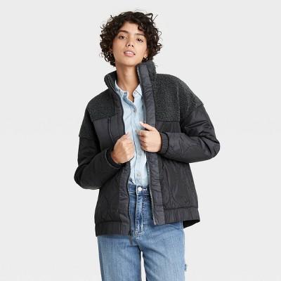 Women's Sherpa Jacket - Universal Thread™