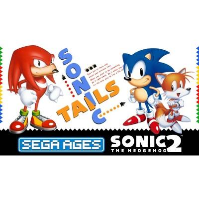 SEGA Ages: Sonic the Hedgehog 2 - Nintendo Switch (Digital)