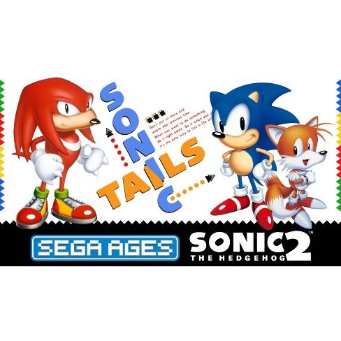 Sega Ages Sonic The Hedgehog 2 Nintendo Switch Digital Target
