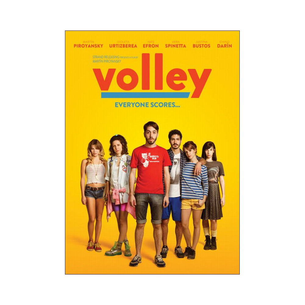 Volley (Dvd), Movies
