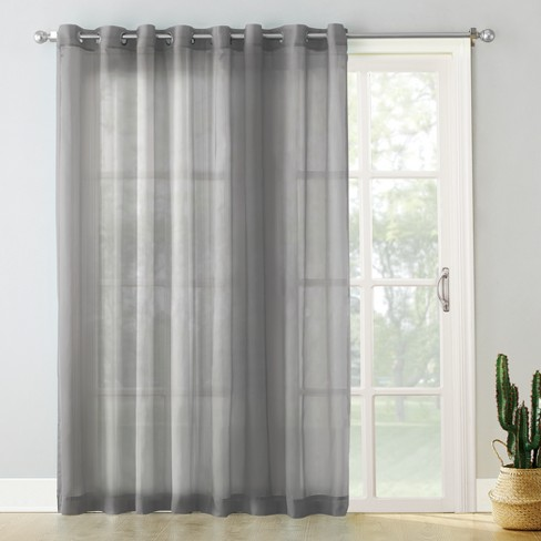 84 X100 Emily Extrawide Sheer Voile