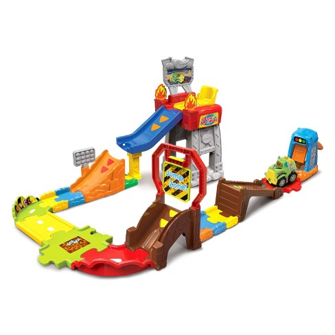 VTech Go! Go! Smart Wheels Press and Race Monster Truck Rally - image 1 of 4