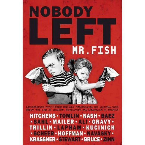 Nobody Left - by  Fish (Paperback) - image 1 of 1