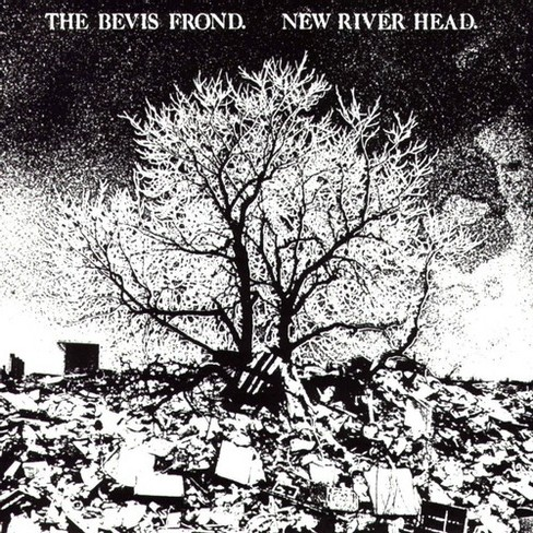 Bevis frond - New river head (CD) - image 1 of 1