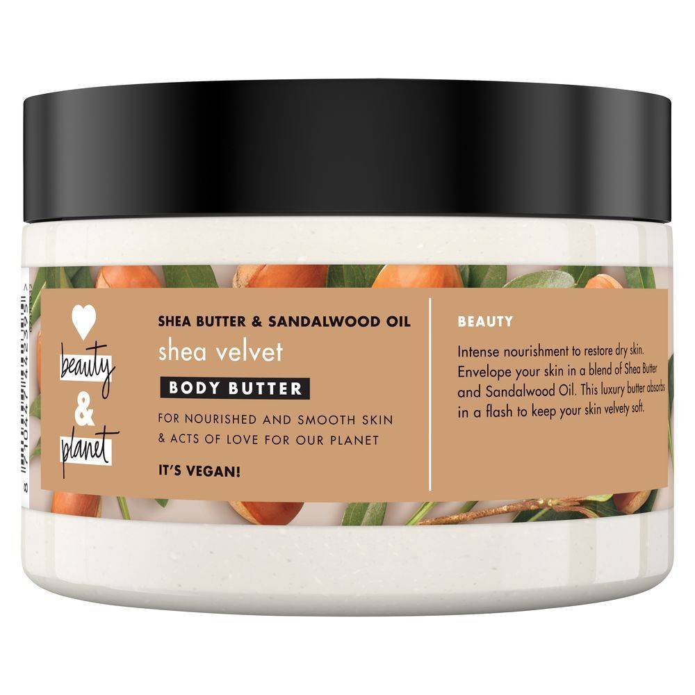 Image of Love Beauty And Planet Shea Body Butter - 9.17 fl oz