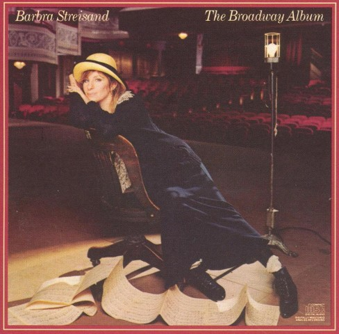 Barbra streisand - Broadway album (CD) - image 1 of 3