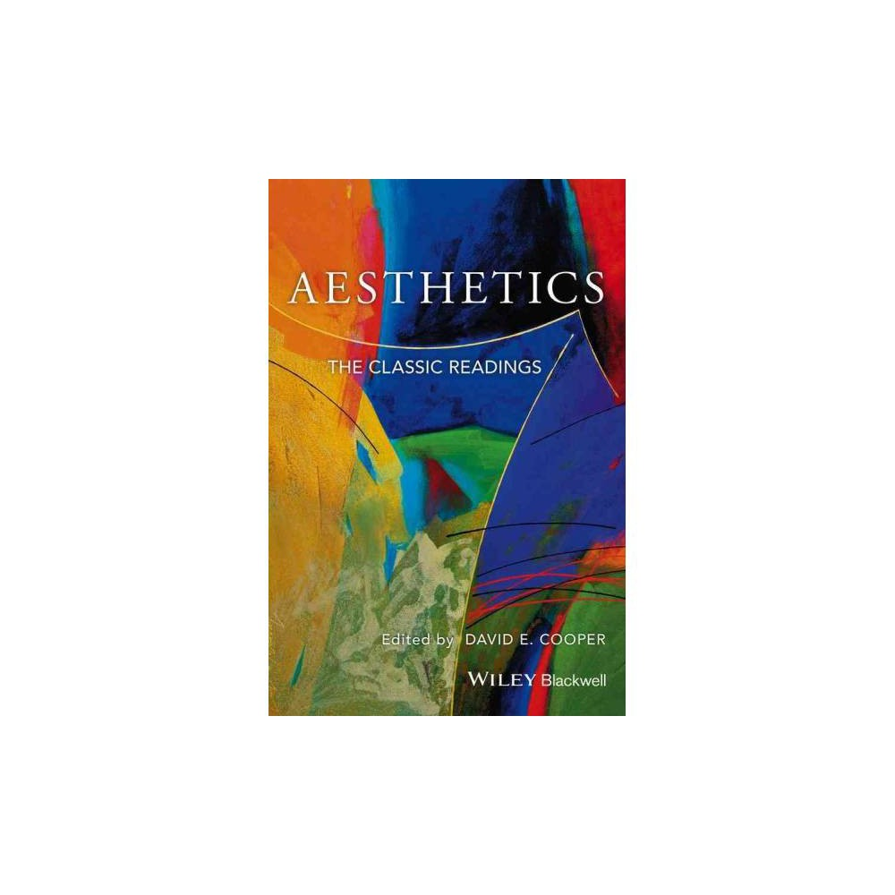Aesthetics : The Classic Readings - 2 (Philosophy: the Classic Readings) (Paperback)