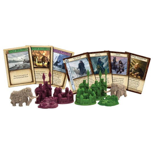 A Game of Thrones Catan Brotherhood of the Watch 5-6 Player Extension image number null