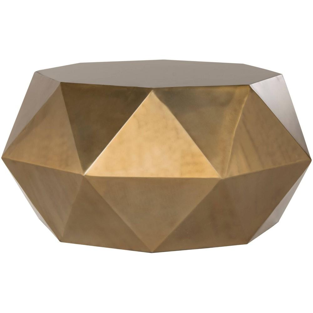 Compare Coffee Table Copper - Safavieh
