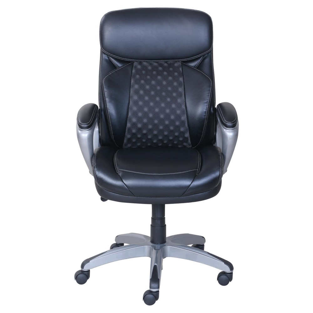 Accucell Manager Chair Black - Serta