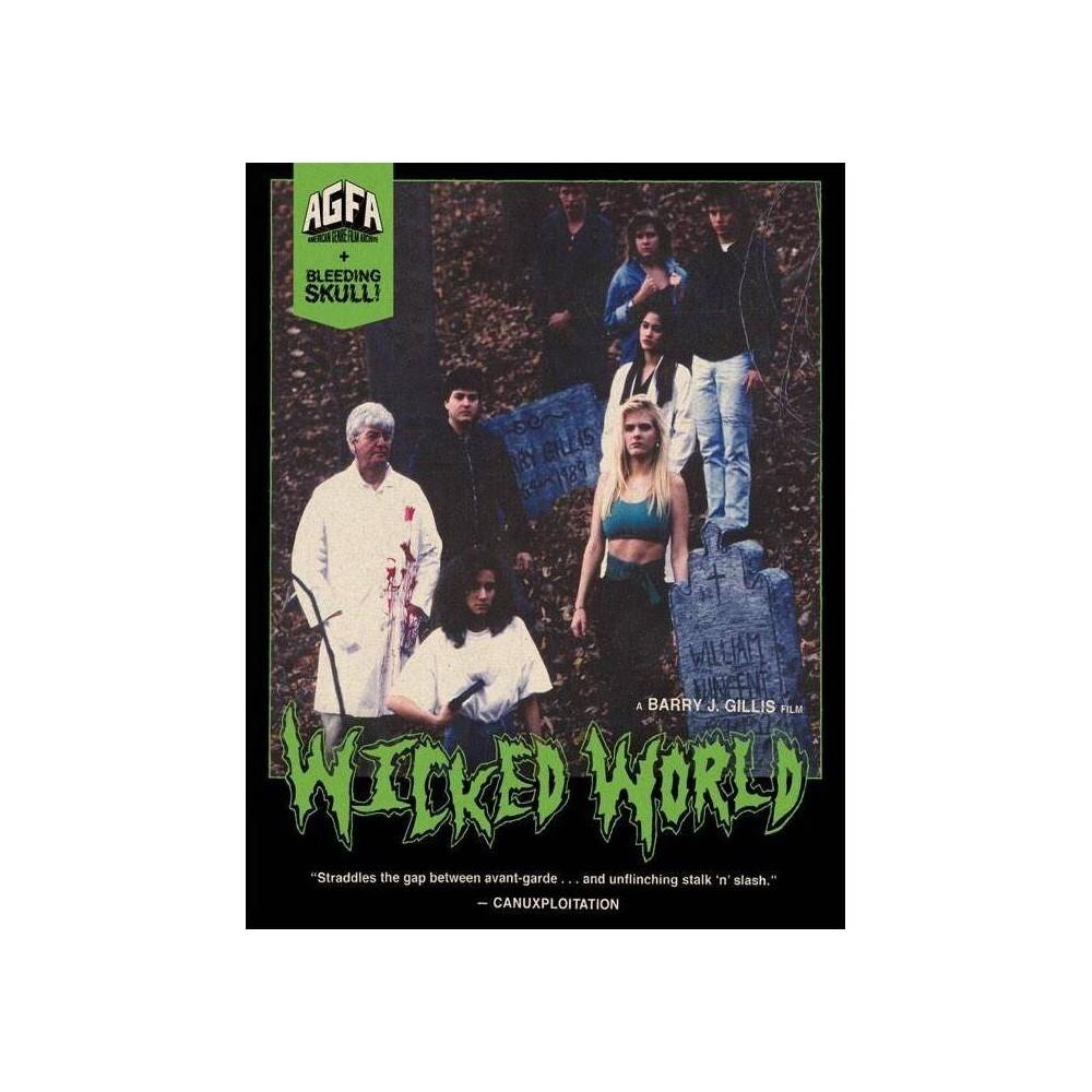 Wicked World Blu Ray