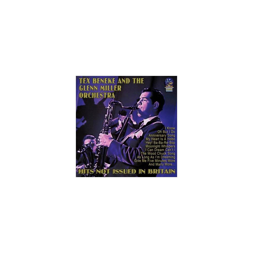 Tex Beneke - Hits Not Issued In Britain (CD)