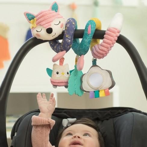 Infantino GaGa Spiral Car Seat Activity Toy