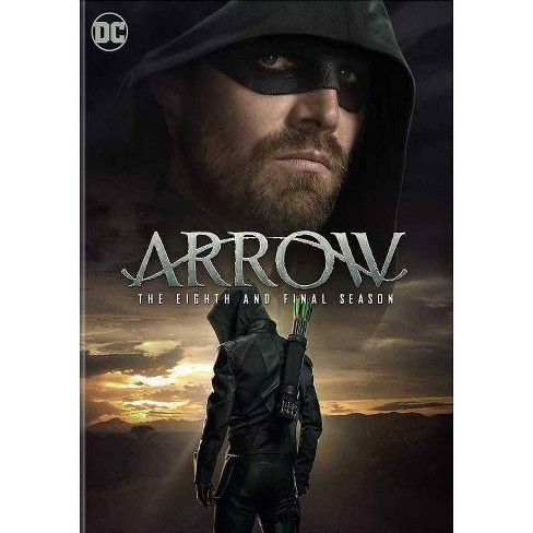 Arrow The Eighth and Final Season (DVD) - image 1 of 1