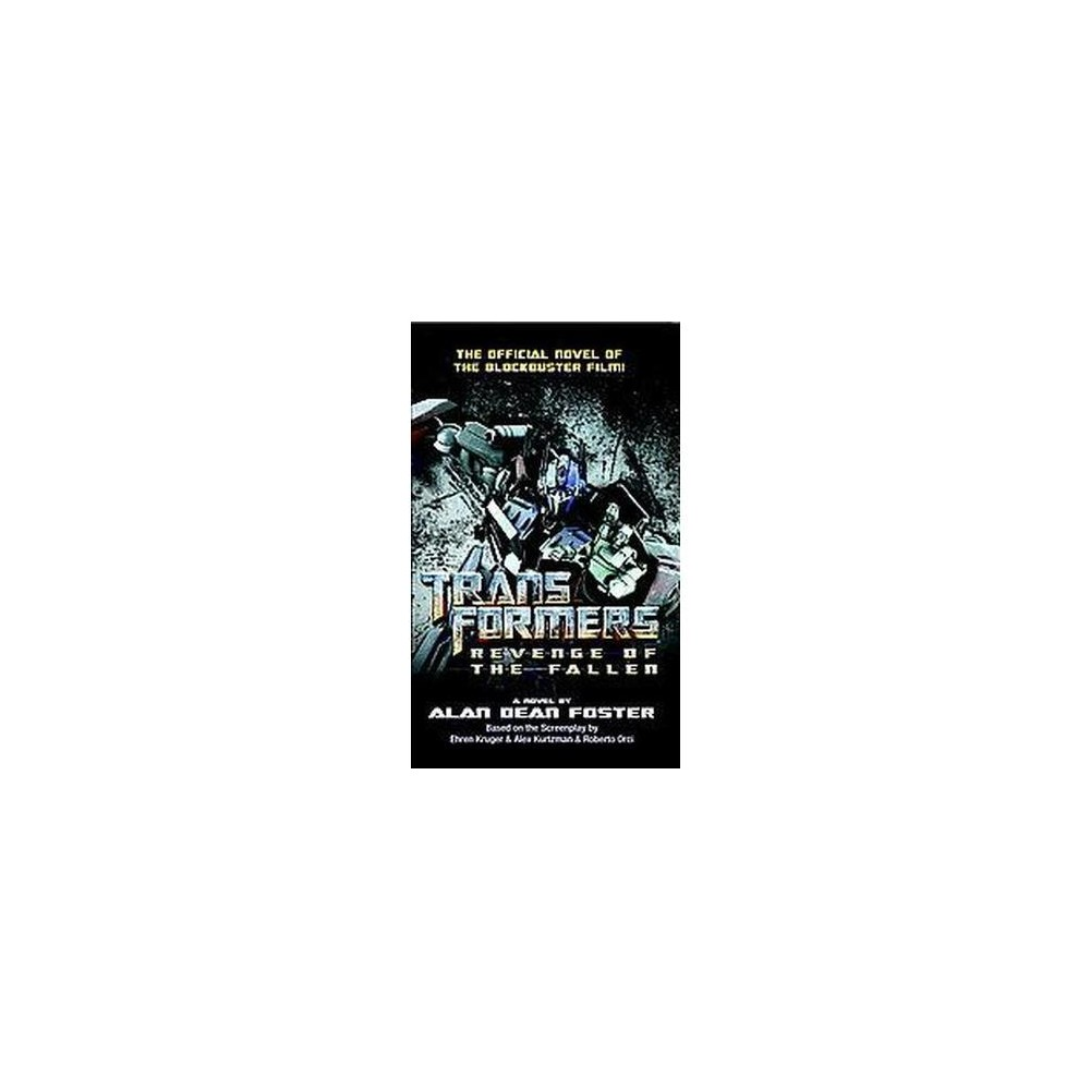 Transformers (Paperback) by Alan Dean Foster