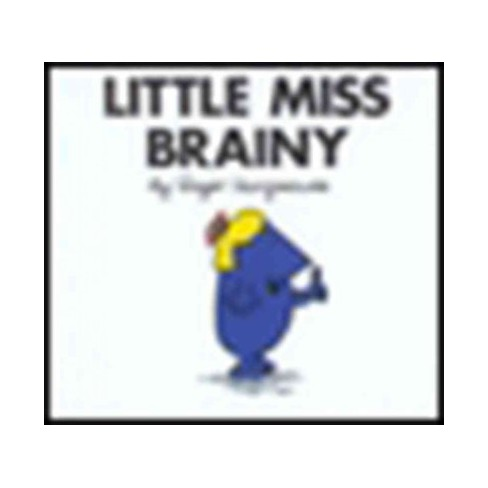 Little Miss Brainy - (Mr. Men and Little Miss) 202 Edition by  Roger Hargreaves (Paperback) - image 1 of 1