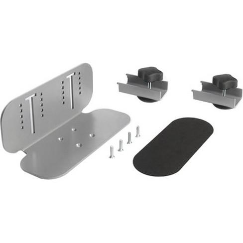 Bretford MobilePro HA131BG1 Clamp Mount for Flat Panel Display - Aluminum - 61.73 lb Load Capacity - image 1 of 2